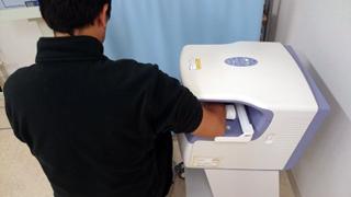 骨密度 測定装置
