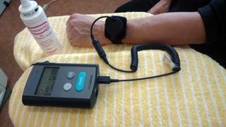 電気療法(超音波)